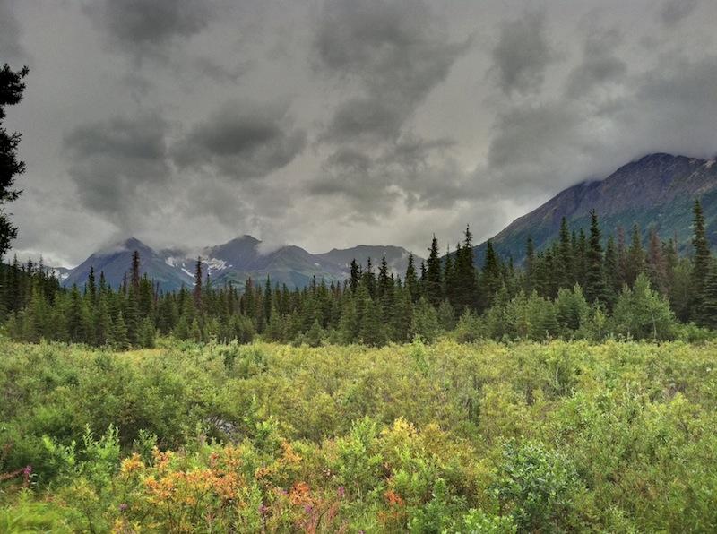 Location Scout: Seward, Alaska